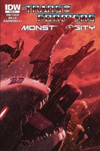 Transformers News: Transformers: Monstrosity Livio Ramondelli Interview