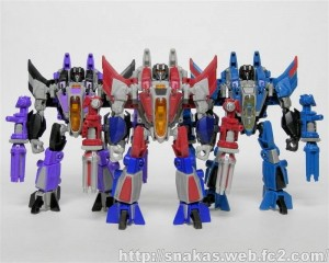 Transformers News: In Hand Images: Generations Skywarp