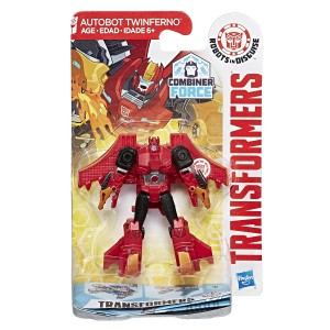 Transformers News: Stock Photography Revealed of Transformers: Robots in Disguise Legion Class Twinferno through Amazon.com listing