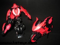 More Images of RotF Fast Action Battler Arcee