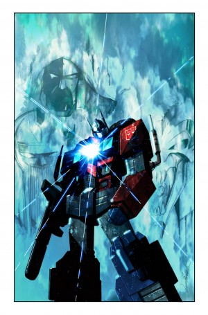 Transformers News: IDW Transformers Autocracy Trilogy New Livio Ramondelli Cover