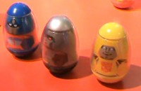 Transformers News: Toy Fair 2010: Transformers Generation 1 Weebles
