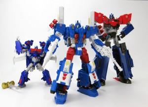 Transformers News: TF Yuki Tweets New Transformers Legends Ultra Magnus Image