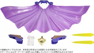 Transformers Masterpiece MP 52+ Skywarp and Starscream Coronation Gear Announced by Takara