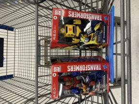 Transformer RED Series Wave 3 Found at Walmart Canada