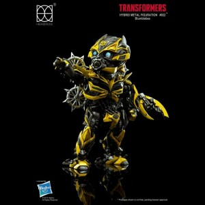 Transformers News: Hero Cross HMF 022 Bumblebee