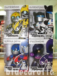 Transformers News: Refresher: Transformers Mighty Muggs Exclusive Wave Coming Soon