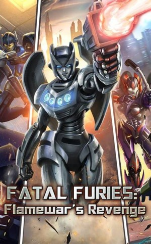 "Transformers: Legends ""Fatal Furies: Flamewar's Revenge"""