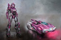 Transformers: War for Cybertron Concept Art Revealed