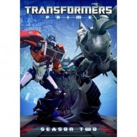 Transformers Prime Season 2 Now Available on DVD