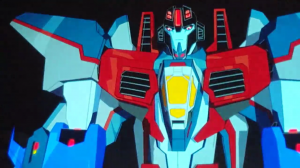 Transformers News: SDCC 2016: Robots In Disguise Season 3 Trailer: Starscream, Minicons, Christopher Swindle #HasbroSDCC