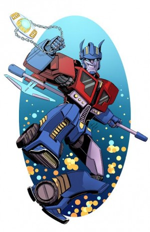 Transformers News: TFcon 2015 Charlotte Guest Update - Corin Howell
