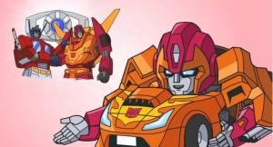 Q-Transformers Season 2 Episode 5 Now Online