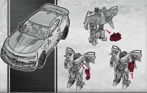 bumblebee transformer toy instructions