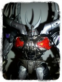 Transformers News: In-Hand Images: Takara Tomy Transformers Prime Arms Micron Exclusive Nightmare Unicron
