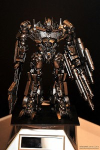 Transformers News: Tokyo Toy Show 2011 - Prototype Images of Revoltech Movie Optimus Prime
