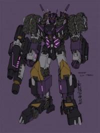 Transformers News: Alex Milne Transformers: MTMTE Decepticon Justice Division Concepts