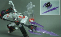 Video Review for Perfect Effect's PX-02 Ninja & Kingbat 2-Pack