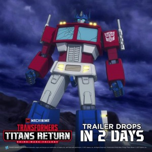 Transformers News: Machinima Teases Upcoming Trailer for Transformers Titans Return
