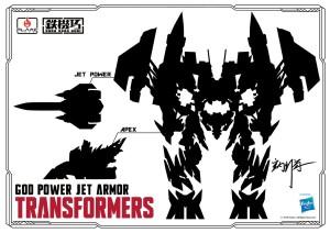Flame Toys Designs for Transformers Optimus Jet Armor, Lio Convoy, Big Convoy, Windblade, Rodimus