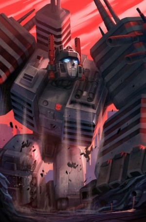 IDW Transformers Post-Revolution - Barber, Scott and Roberts Interview