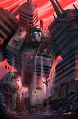 Transformers News: IDW Transformers Post-Revolution - Barber, Scott and Roberts Interview