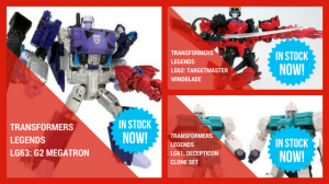 Transformers News: AJ's Toy Chest Newsletter - April 20th, 2018