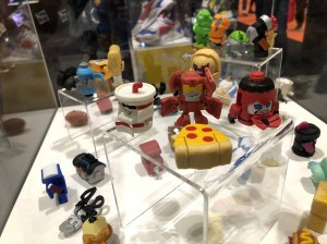 Transformers News: Siege and Bot Bots toy display at MCM Comic-Con London 2018