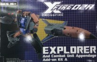 Transformers News: Box Images of FansProject Crossfire Kits A and B