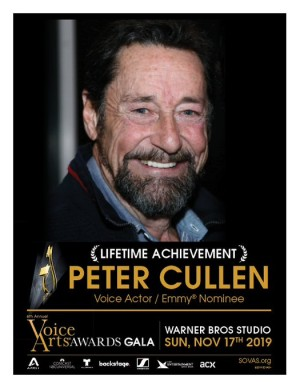 Transformers News: Peter Cullen to Receive Society of Voice Arts and Sciences Lifetime Achievement Award