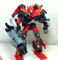 Transformers News: Transformers DOTM Voyager Cannon Force Ironhide Video Review