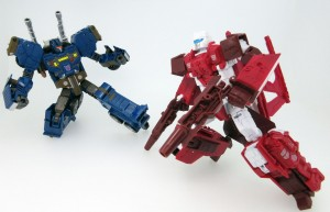 Transformers News: TakaraTomy Transformers Unite Warriors UW-08 Computron Teasings
