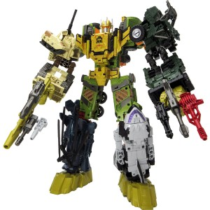 Transformers News: New Images of Transformers Unite Warriors UW-EX Baldigus / Ruination
