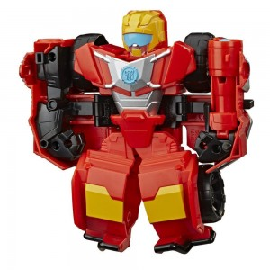 Transformers News: New Transformers Rescue Bots Academy Hot Shot Listed On Hasbro Shop