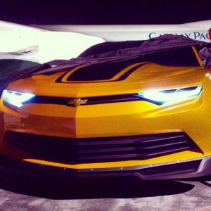 Transformers News: New Transformers Age of Extinction Bumblebee and Pagani Zonda Images