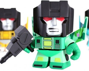 Transformers News: The Loyal Subjects Rainmakers Vinyl Figure Set