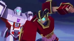 Transformers News: Trailer for Chinese Transformers X Nezha Series