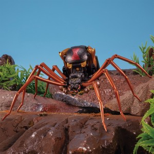 Transformers News: Official Stock Photos for MP-46 Masterpiece Blackwidow (Blackarachnia) from Takara Tomy Mall