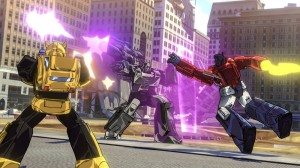Activision developing a new Transformers game for the X-Box?