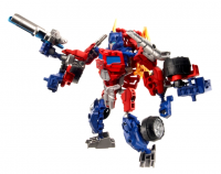 Transformers News: Hasbro Brings Out New Construct-Bots Building Sets