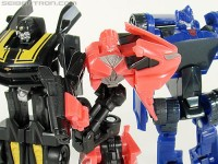 New Toy Galleries: Legends Arcee, Jolt and Stealth Bumblebee