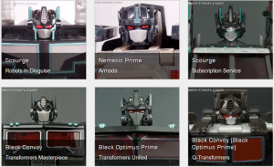 Top 5 Best Nemesis Prime / Scourge Transformers Toys