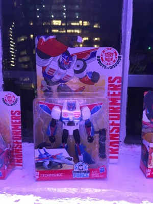 Transformers News: NYCC 2016 Robots in Disguise Combiner Force Reveals on Hasbro Preview Night