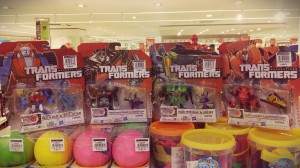 Transformers News: Transformers Generations Legends Nemesis Prime, Acid Storm, Gears and Cliffjumper Sighted in the Philippines