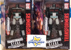 In Package and In Hand Images of Transformers Siege Nemesis Prime