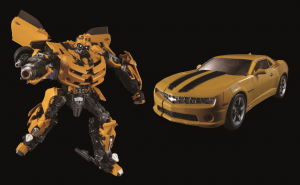 Hasbro Pulse Press Release on Movie Masterpiece Bumblebee
