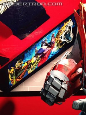 Transformers News: Last News and Images from 2014 UK Toy Fair