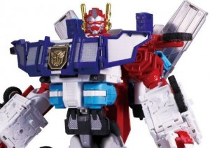 Transformers News: Info on the New Electronics for Takara Transformers God Fire Convoy Encore Release