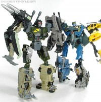 New Galleries Online - PCC Skyburst with Aerialbots & Bombshock with Combaticons!