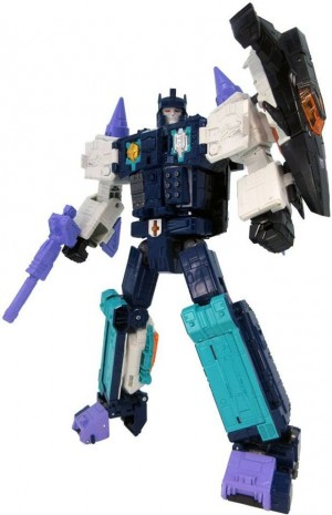 New images of Takara Tomy Transformers Legends Overlord, Blitzwing and Autobot Clones